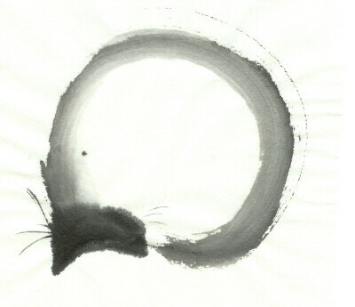 Cat Enso - as a sample only - SOLD